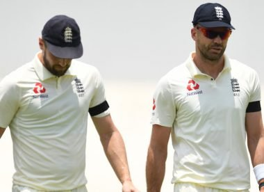 Hussain: Chris Woakes could 'fit the bill' as James Anderson's eventual replacement