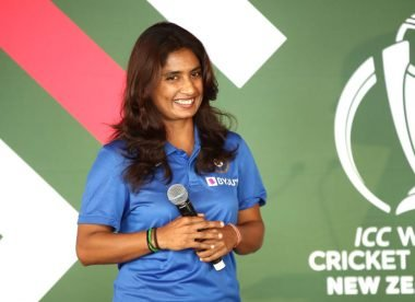 Mithali Raj finds 'bright side' to postponed Women's World Cup