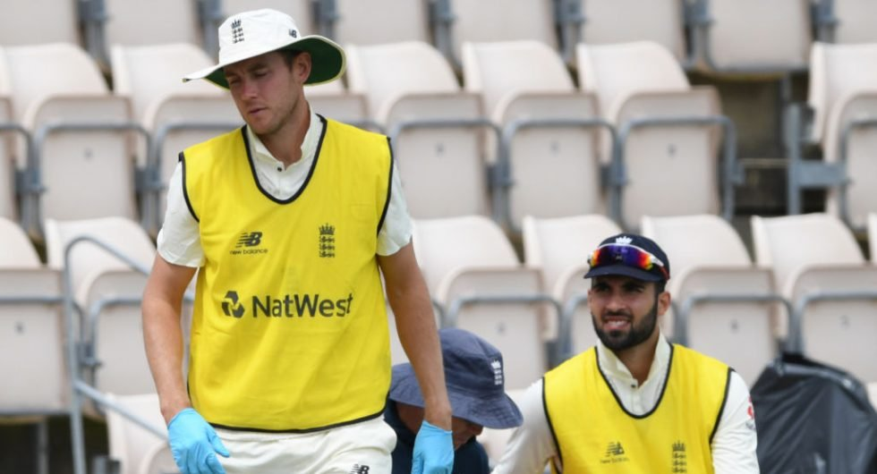 Broad considered retirement after first Test snub