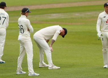 Michael Atherton points out technical reason for England's slip catching woes