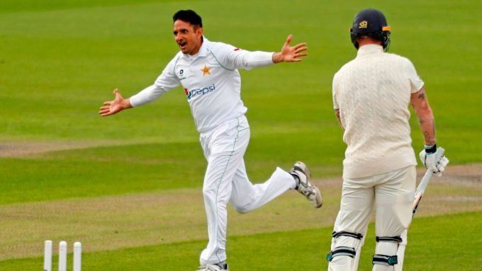 Mohammad Abbas reveals planning behind Stokes dismissal in Manchester