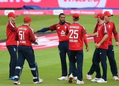 England announce squads for Australia white-ball series