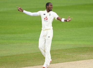 CricViz: How should England use Jofra Archer?