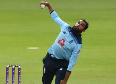 Adil Rashid coy on prospect of England Test return