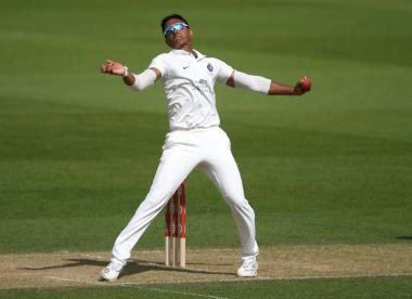 Eight young spinners who stood out in round one of the Bob Willis Trophy
