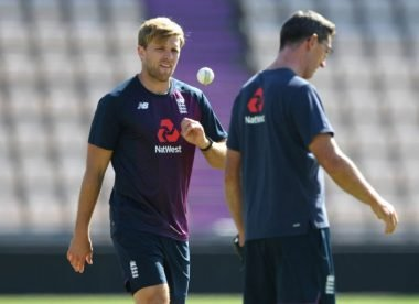 Ed Smith: David Willey's omission from Australia series a sign of England's depth