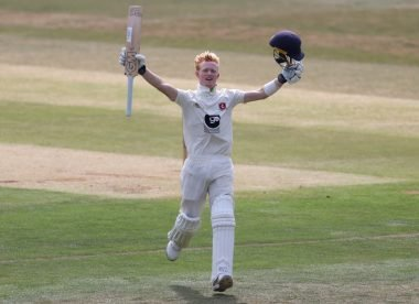 Day after scoring unbeaten 238, Kent teenager dropped for breaking Covid-19 protocols