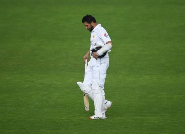 Azhar Ali might have one game to save his Test captaincy