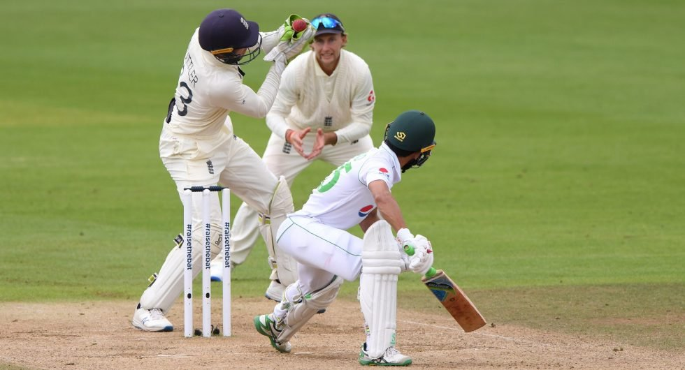 Did Umpires Miss Buttler Contravening Laws In Fawad Alam Dismissal?