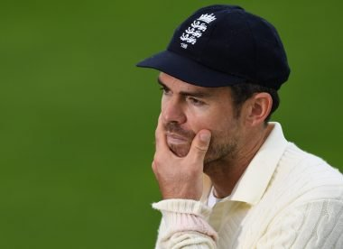 'Absolutely fuming' – James Anderson relives Stuart Broad drop