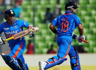 Quiz! Name every India ODI player who has batted with Sachin Tendulkar