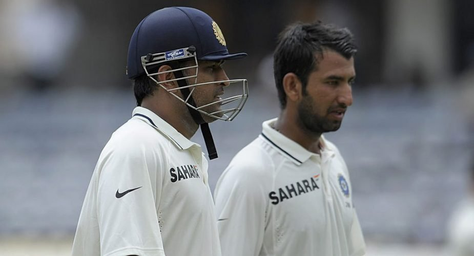 Why Dhoni Promoted Pujara To No.3 Over Dravid On Test Debut