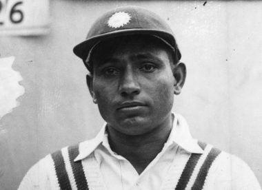 Lala Amarnath: Indian cricket's seminal figure, 'quick to love, quick to fight' – Almanack