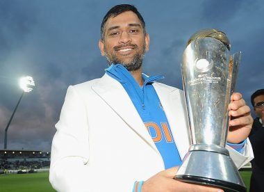 Quiz! Name every India player to win the ICC Champions Trophy
