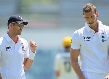 'I whacked Jimmy' – Tremlett recalls breaking Anderson's rib ahead of 2010/11 Ashes