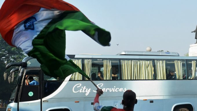India once almost forfeited a World Cup match due to the bus driver getting lost