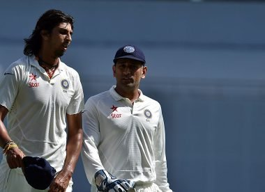 How Dhoni helped Ishant Sharma save his spot in the Indian Test side