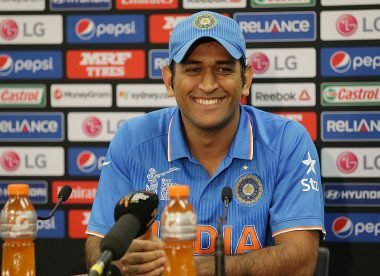 What was MS Dhoni's greatest moment? Wisden India writers have their say