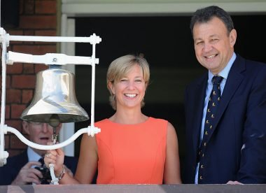 Clare Connor and the MCC's 'step into the future'