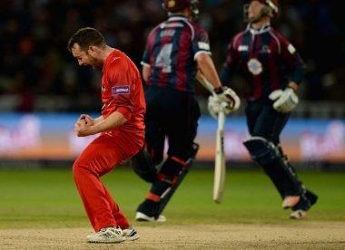 Quiz! Name the leading wicket-taker in each T20 Blast season