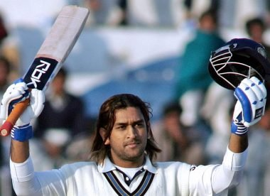 When MS Dhoni wanted to 'announce his retirement' after maiden Test ton