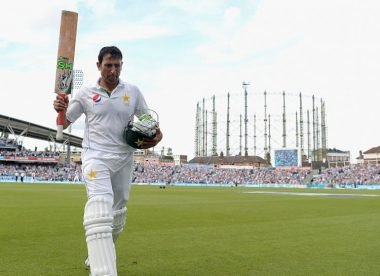 Quiz! The playing XIs in Younis Khan's first and last Tests