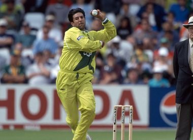 'Play for the in-swingers' – The secret to playing Wasim Akram's reverse swing
