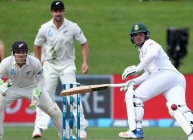 South Africa vs Sri Lanka 2020/21: The complete SA squad for the Test series