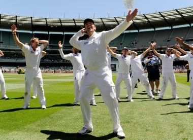 Perfect ten: The inside stories of England's greatest away Test wins
