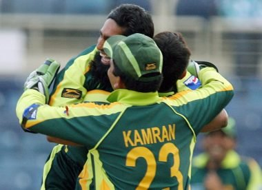 The perfect weirdness of Mohammad Yousuf's ODI bowling career