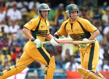 Quiz! The opening pairs with the most runs in ODI cricket