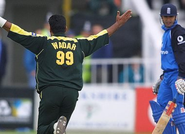 Quiz! Name the players with the most men's ODI wickets for Pakistan