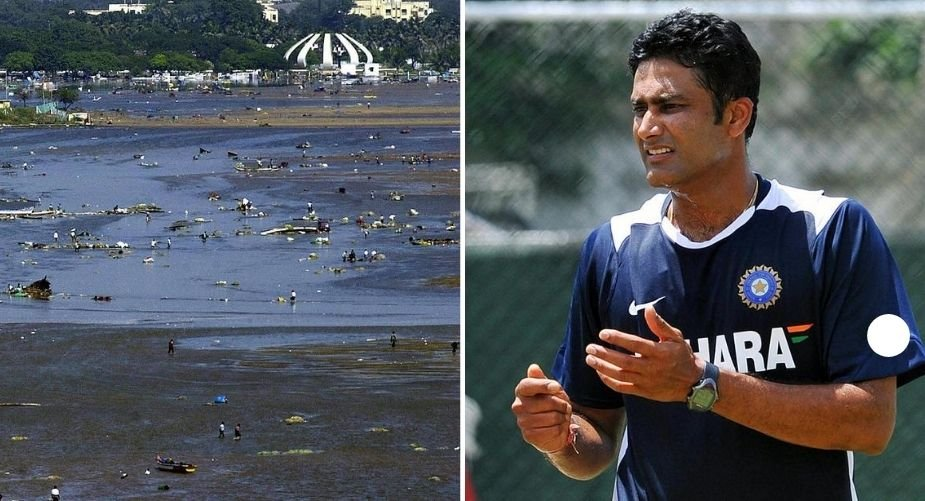 How Anil Kumble Survived The 2004 Indian Ocean Tsunami | Wisden
