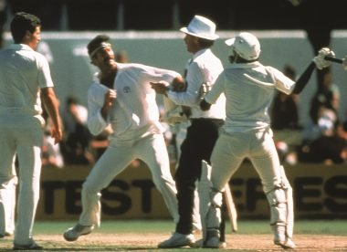 The Ten: Handbags and fisticuffs – From Harbhajan-Sreesanth to Lillee-Miandad