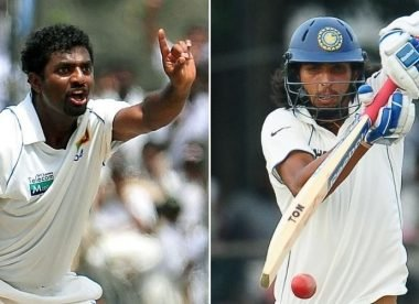 'Just try to whack one' – When Murali asked Ishant to become his 800th Test wicket