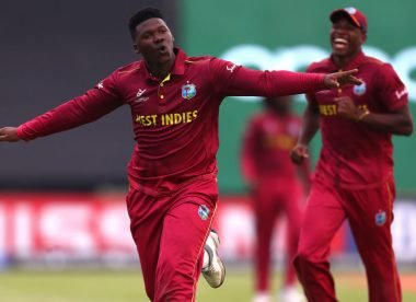 Who is Ashmead Nedd, the young West Indies spinner with a great 2020?