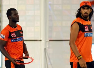 'I consider him a brother' – Sammy buries hatchet with Ishant after racism controversy