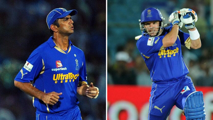 How Dravid turned Hodge into explosive IPL finisher despite poor India record