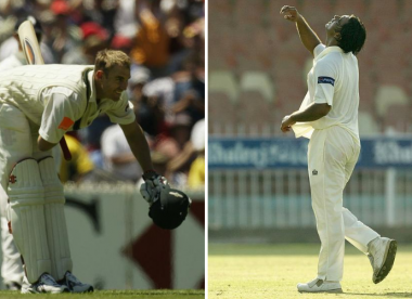 When Matthew Hayden's sledging made Shoaib Akhtar look like 'an absolute goose'