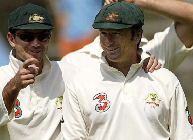 When Ricky Ponting hilariously pranked Steve Waugh with shaving cream on a flight