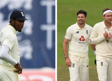 Jofra Archer: Can't take the new ball with Anderson, Broad leading the attack