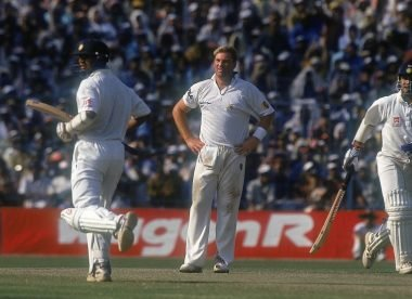 Warne: Steve Waugh's 'adamant' decision cost Australia Kolkata 2001 Test
