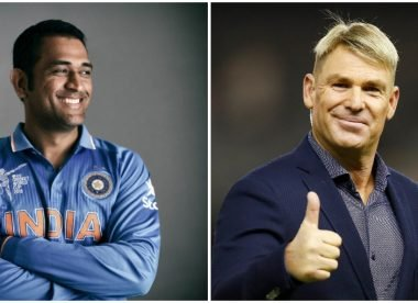 'I'll find the money, MS!' - Warne pleads with Dhoni to play in The Hundred