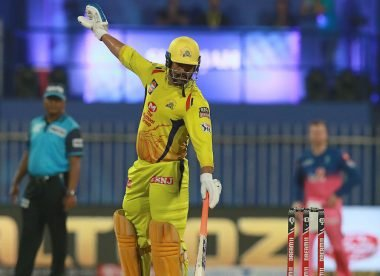 MS Dhoni reveals why he batted at No. 7 in CSK's defeat to RR