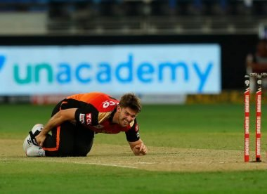 Mitchell Marsh stranded in UAE after ankle injury ends IPL journey