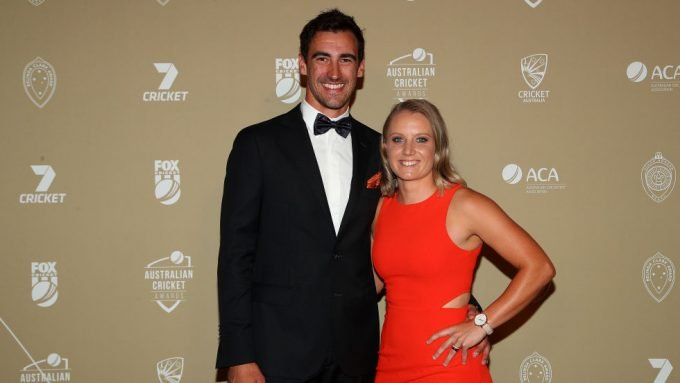 The Ten: Love affairs: From Starc and Healy to Shoaib and Sania