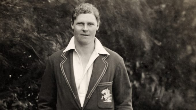 Percy Chapman: 'The most delightful gentleman and an ideal captain' – Almanack
