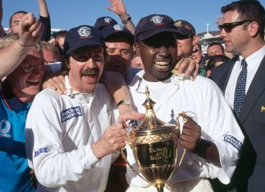 'We wanted to be the Manchester United of cricket' – Mark Alleyne, Jack Russell and the Gloucestershire glory days