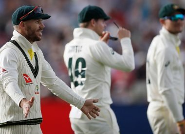 'It was a bit bizarre' – David Warner 'felt nice' to not get abused in England