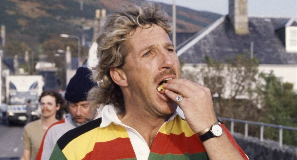 The Ten: Weird Cricketing Eating Habits And Food Endorsements